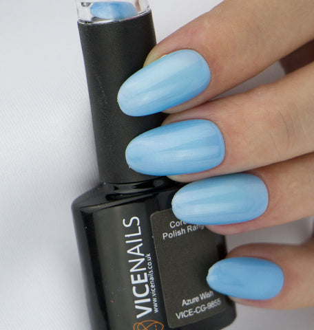 Vice Nails - VICE-2C-9855 - Azure Wish