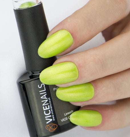 Vice Nails - VICE-2C-9858 - Limeade