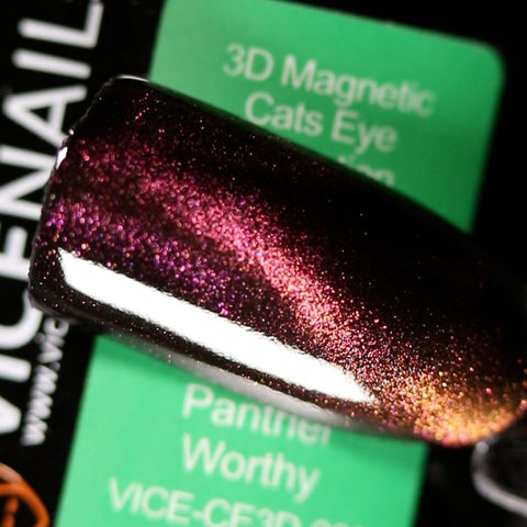 Vice Nails - VICE-CE3D-003 - Panther Worthy