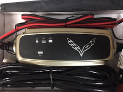 2011 - 2019 GM Corvette ERI Battery Protection Option Code GM-RPO W/C7 Emblem / Product Number: A111-2