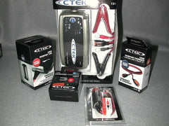 CTEK MUS 7002 Battery Charger Gift Set / Product Number: A126