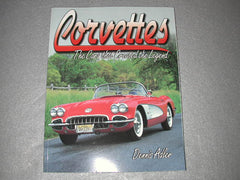 """Corvettes"" The Cars that Created the Legend / Product Number: B104"