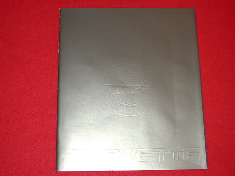 1985 GM-NOS Sales Brochure Limited Quantity / Product Number: B111
