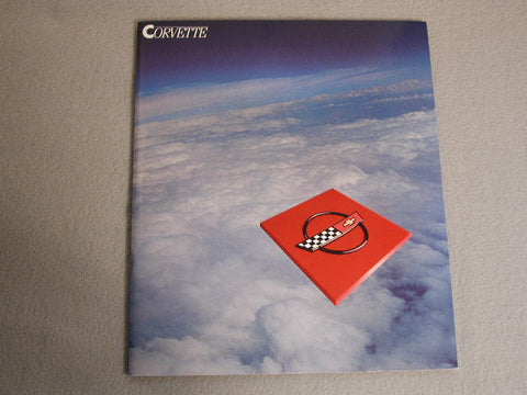 1987 GM-NOS Sales Brochure Limited Quantity / Product Number: B112