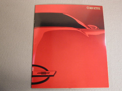 1988 GM-NOS Dealer Brochure Limited Quantity / Product Number: B113