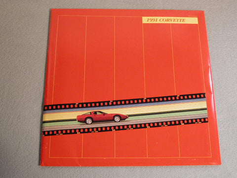 1991 GM-NOS Dealer Brochure Limited Quantity /  Product Number: B115