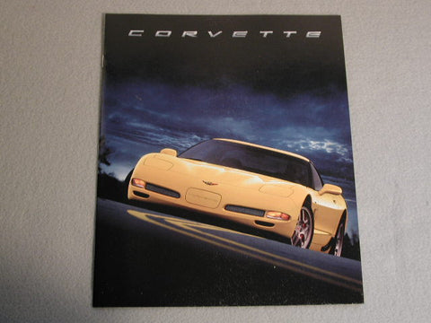 2001 GM-NOS Mini Dealer Brochure Limited Quantity / Product Number: B125