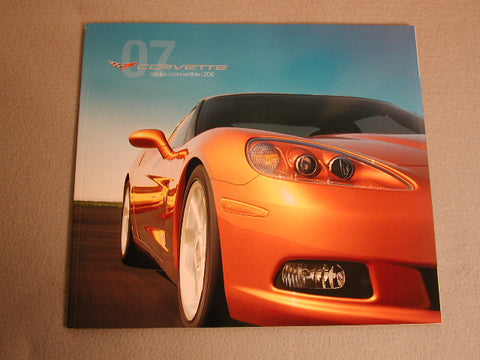 2007 GM-NOS Dealer Brochure Limited Quantity / Product Number: B133