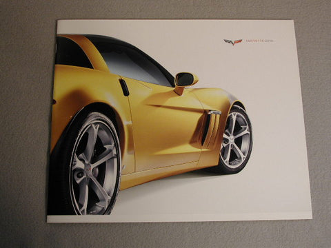 2010 GM-NOS Dealer Brochure Limited Quantity / Product Number: B135