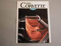 1980 GM-NOS Dealer Brochure Limited Quantity / Product Number: B139