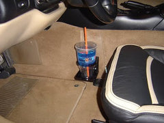 "1997-2013  Corvette ""Clear Option"" Cup Holder Left Hand Side. For All C5 & C6  / Product Number: A102L"