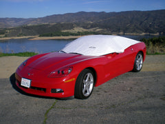 C6 & C7 Convertible, Z06 & Coupe:  California Pop Top / Product Number: A114