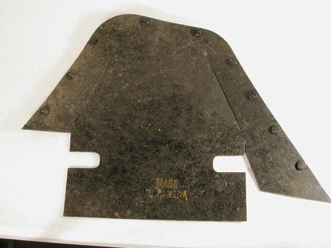 GM-NOS A-Frame Dust Cover W/ Fasteners Right Side 68L-82 / Product Number: EC114R