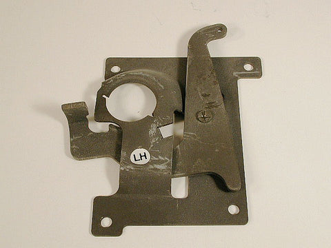 Hood Latch Plate Left Side 70-76 / Product Number: EC134