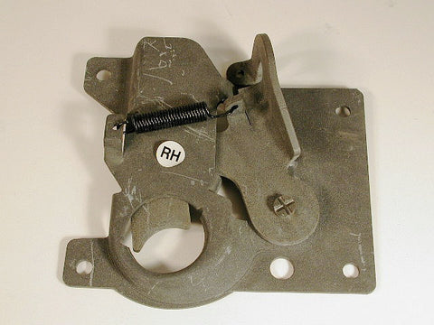 Hood Latch Plate Right Side 70-76 / Product Number: EC135