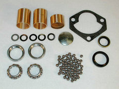 63-82 Corvette Deluxe Steering Box Kit / Product Number: EC149