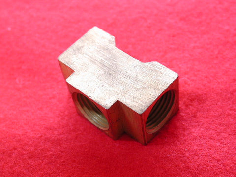 67 - 69 GM-NOS Tri-Power Fuel Block / Product Number: EC167