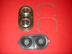 1968 - 76 Corvette Master Cylinder Cap Kit / Product Number: EC193