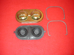 1977 - 1982 Corvette Master Cylinder Cap Kit / Product Number: EC194