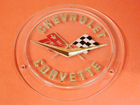 Front 58-62 / Rear 61-62 Gold Emblem / Product Number: EM105G