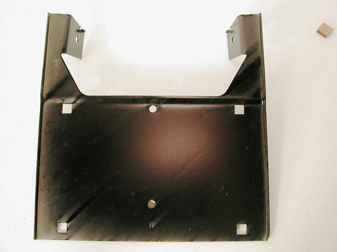 GM-NOS Discontinued License Plate Bracket 68-72 / Product Number: ET116