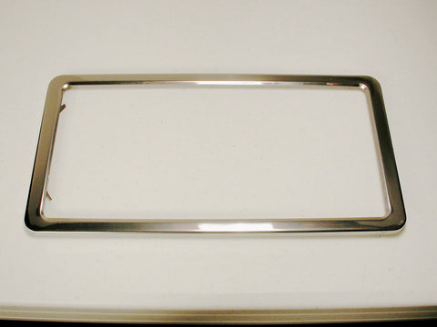 GM NOS Discontinued Licence Plate Frame All Years / Product Number: ET120