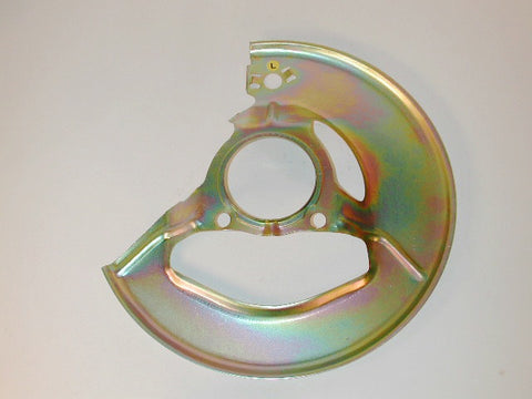 Front Repo Backing Plate LH Gold 76-82 / Product Number: FS109L