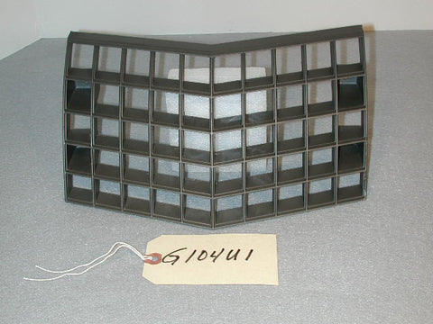 Used 1970-1972 GM Center Grille / Product Number: G104U1