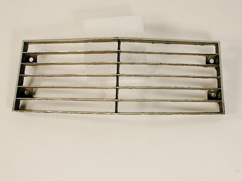 GM-Nos Discontinued  Center Grille '73  / Product Number: G110