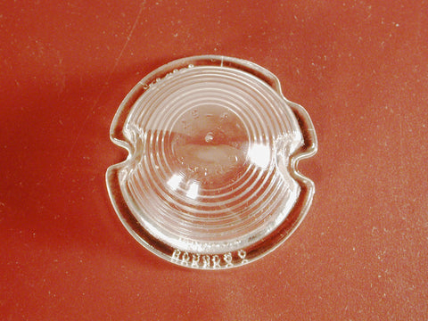 GM-NOS Discontinued Front Turn Signal Lens (Glass) 53-62 / Product Number: LM124