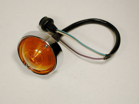 Parking Lamp Assembly GM 63-67 / Product Number: LM127