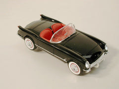 GM Corvette Promo Model - Convertible Black 54 / Product Number: PM102