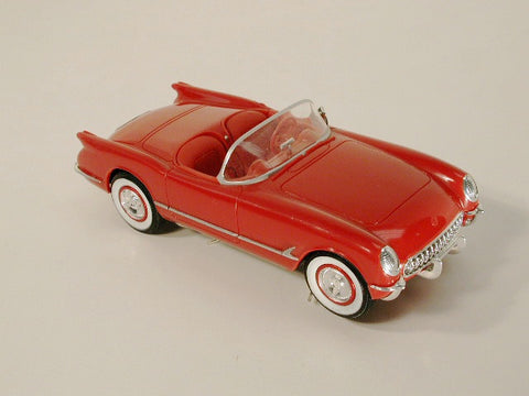GM Corvette Promo Model - Convertible Red 54 / Product Number: PM103