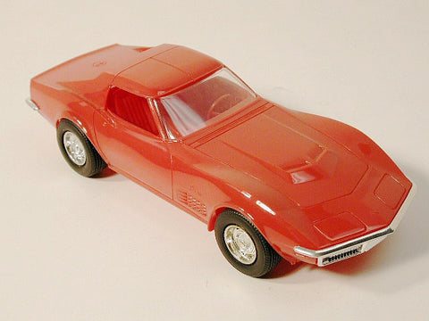 GM Corvette Promo Model - LT-1 Monza Red 70 / Product Number: PM105