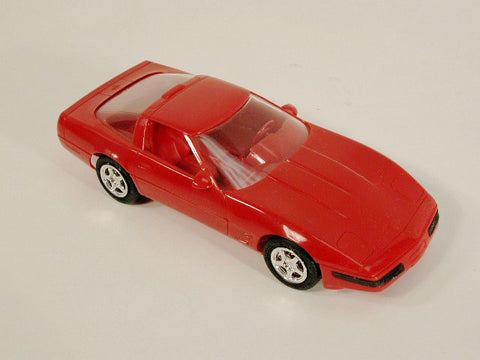GM Corvette Promo Model - Last ZR-1 Red 95 / Product Number: PM121