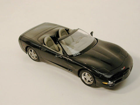GM Corvette Promo Model - Convertible Black 98 / Product Number: PM132