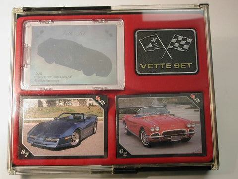 Vette Set Cards 53-91 / Product Number: PM134
