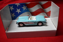 Corvette 1960 1/43 Scale Die Cast Model / Product Number: PM136