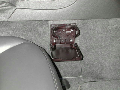 "1997-2019 ""Clear Option"" Cup Holder Right Hand Side. For All C5, C6 & C7 / Product Number: A101R"