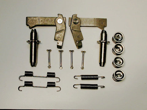 Stainless Steel Rear Parking Brake Kit (Both Sides) 65-82 / Product Number: RS102