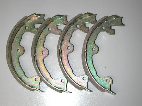 Stock GM Rear Brake Shoes Set 65-82 / Product Number: RS103