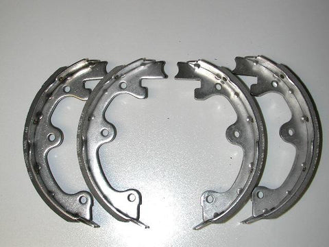 SS Rear Brake Shoes Set Kit 65-82 / Product Number: RS104
