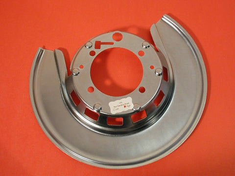 Rear Backing Plate Reproduction RH 65-75 / Product Number: RS105R