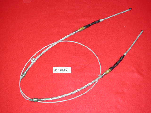 Stock RR GM Brake Cable 65-82 / Product Number: RS162C