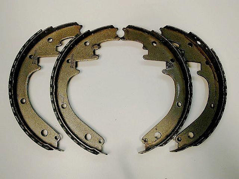 Rear Brake Shoes Kit 4-Shoes 63-64 / Product Number: RS178