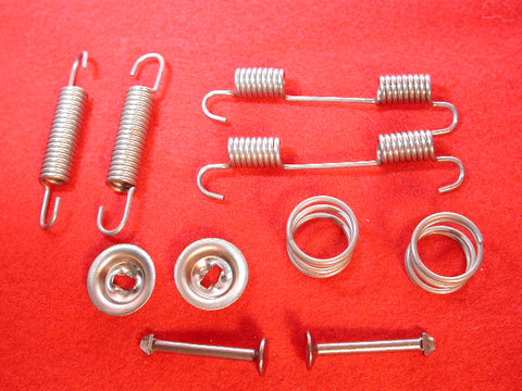 65-82 S.S. RR Brake Spring Kit / Product Number: RS310