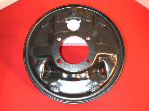 63-64 GM Reconditioned RR Brake Backing Plate Left / Product Number: RS311UL