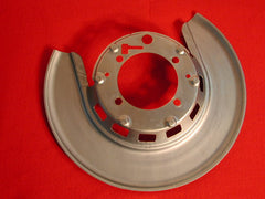 65-75 GM Reconditioned RR Brake Shield W/ Delco Stamp / Product Number: RS312UR