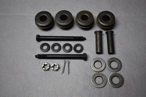 GM Rear Trailing Arm Front Stock Bushing Car Set Kit 63-82 / Product Number: RS338