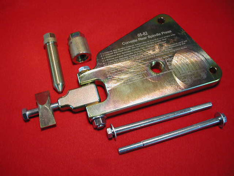 1963 - 1982 Corvette Rear Spindle Removal Press Tool / Product Number: T121